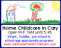 Van Duzer Family Childcare